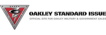 OAKLEY STANDARD ISSUE logo