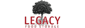 Legacy Food Storage logo