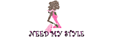 NEED MY STYLE logo