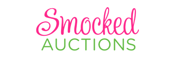 Smocked AUCTIONS logo