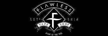 FLAWLESS Vape Shop logo