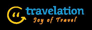 Travelation logo