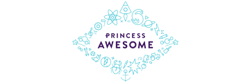 PRINCESS AWESOME logo