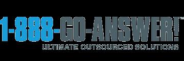 1-888-GO-ANSWER! logo
