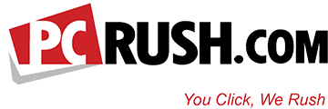 pcRUSH logo