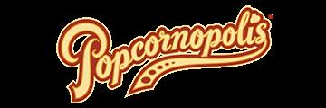 Popcornopolis logo