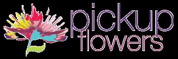 Pickup Flowers logo