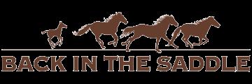 Back in The Saddle logo