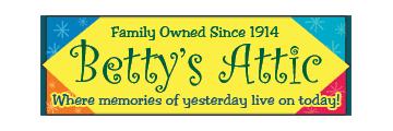 Betty's Attic logo