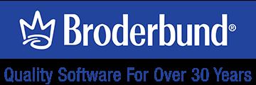 Broderbund logo