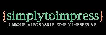 Simply to Impress logo