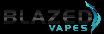 BLAZED VAPES logo