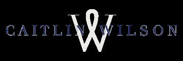 CAITLIN WILSON logo