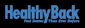 HealthyBack logo