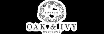 OAK & IVY logo