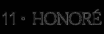 11 HONORE logo