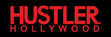 HUSTLER HOLLYWOOD logo