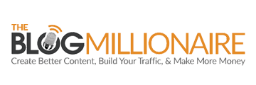 The Blog Millionaire logo