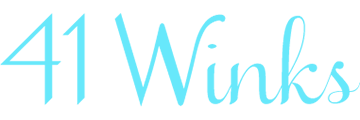 41 Winks logo