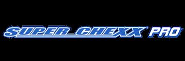 Super Chexx Bubble Hockey logo