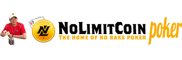 NoLimitCoin Poker logo
