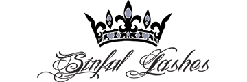 Sinful Lashes logo