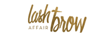 Lash + Brow Affair logo