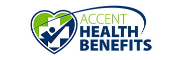 ACCENT HEALTH BENEFITS logo