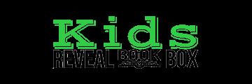 Kids Reveal Book Box logo