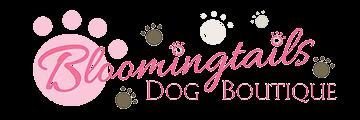 Bloomingtails DOG BOUTIQUE logo