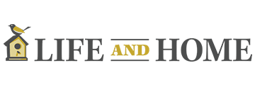 Life and Home logo