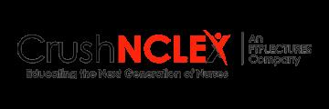CrushNCLEX logo