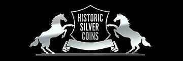 Historic Silver Coins logo