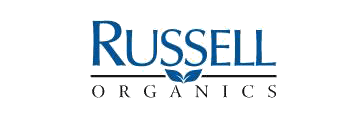 Russell Organics logo