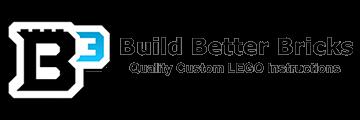 Build Better Bricks logo