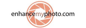 Enhance My Photo logo