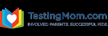 Testing Mom logo