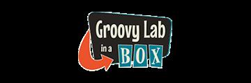 Groovy Lab in a Box logo