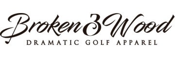 Broken 3 Wood logo