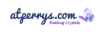 AtPerry's Healing Crystals logo