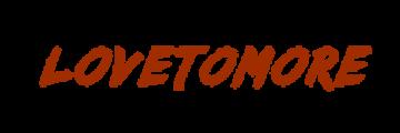 lovetomore logo