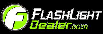 Flashlight Dealer logo