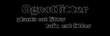 Ogcatlitter logo