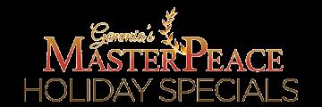Gemmia's Masterpeace logo