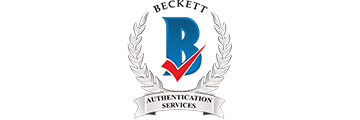 Beckett Authentication logo