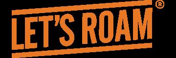 Let's Roam logo