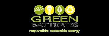 Green Batteries logo