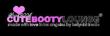Cute Booty Lounge logo