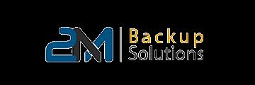 2M Backup logo