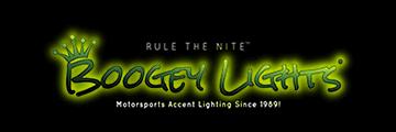 Boogey Lights logo